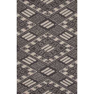 Camarillo Hand Tufted Wool Pewter Area Rug Rug Size: 2 x 3