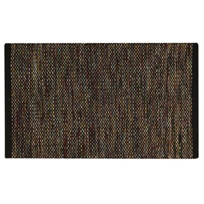 Coyote Ridge Mat Color: Black