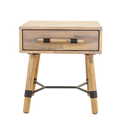 Cantle End Table