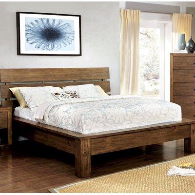 Woodsetter Platform Bed Size: California King