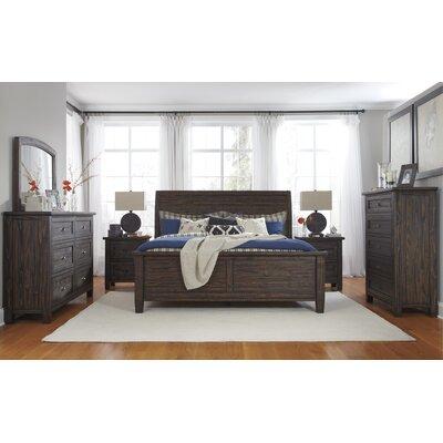 Saranac Poster Queen Panel Customizable Bedroom Set