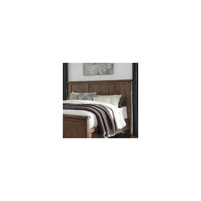 Saranac Panel Headboard Size: King