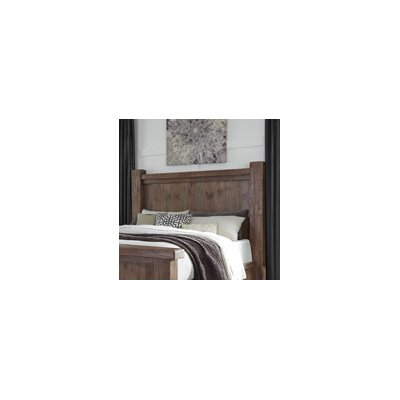Saranac Poster Panel Headboard Size: King