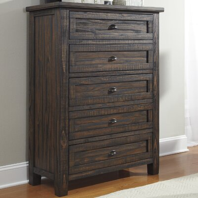 Sheraden 5 Drawer Chest