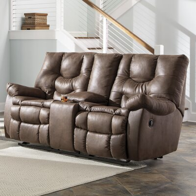 Foraker Reclining Loveseat Type: Power