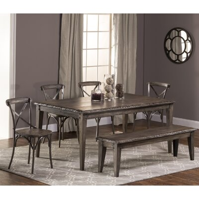 Brickford 6 Piece Dining Set
