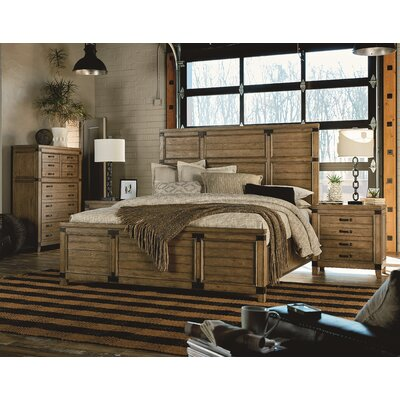 Brigadoon Panel Configurable Bedroom Set