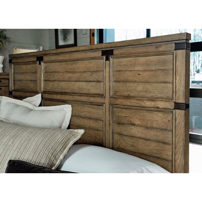 Brigadoon Panel Headboard Size: King