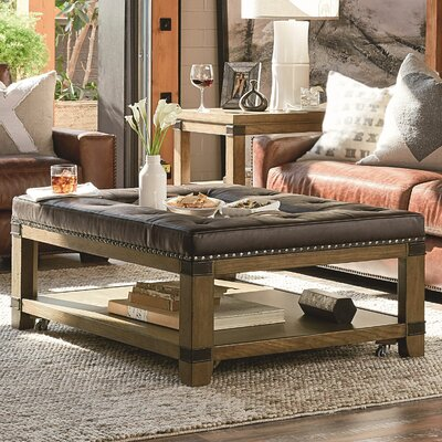 Brigadoon Coffee Table with Tray Top