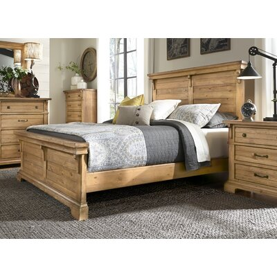 Rhian Panel Customizable Bedroom Set