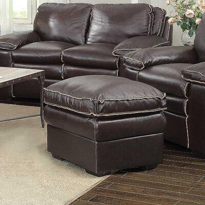 Ripon Ottoman Upholstery: Brown