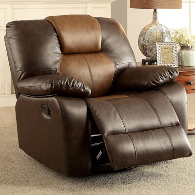 Oxnard Manual Swivel Recliner