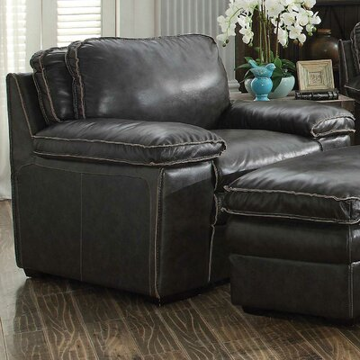 Ripon Arm Chair Upholstery Color: Charcoal
