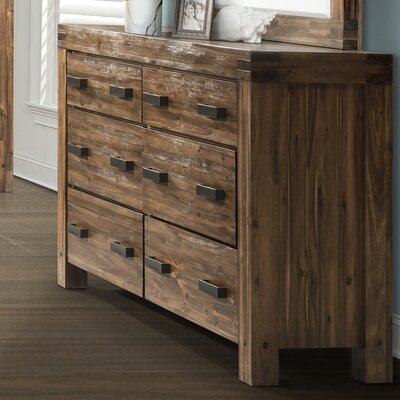 Waite 6 Drawer Dresser