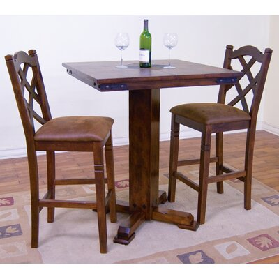 Fresno Pub Table Set