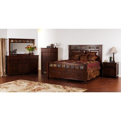 Fresno Panel Customizable Bedroom Set