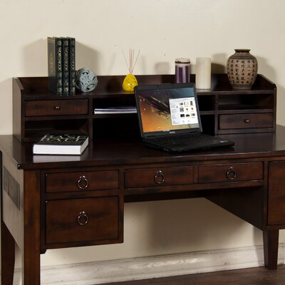 Fresno 10.5 H x 49 W Desk Hutch