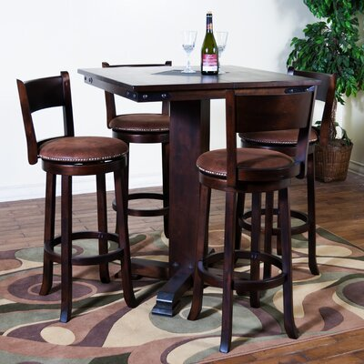 Fresno 5 Piece Pub Table Set