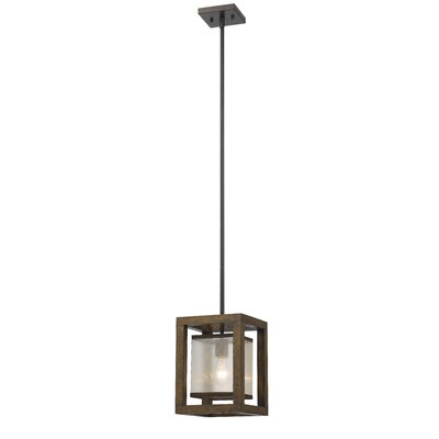 Bundoran 1-Light Mini Pendant