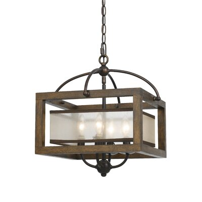 Bundoran 4-Light Mini Pendant