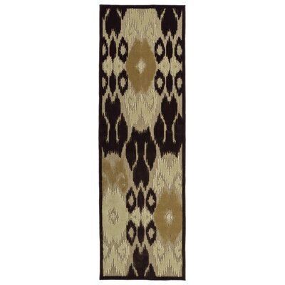 Greenhorn Multi-colored Indoor/Outdoor Area Rug Rug Size: Runner 26 x 71