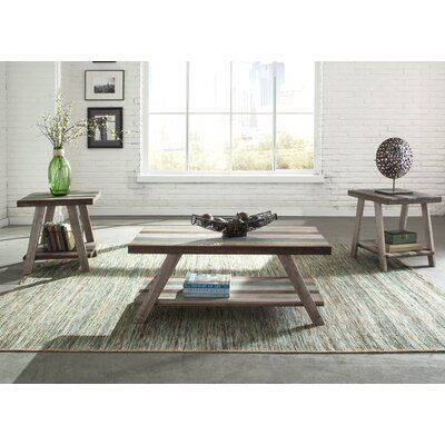 Halfeti 3 Piece Coffee Table Set