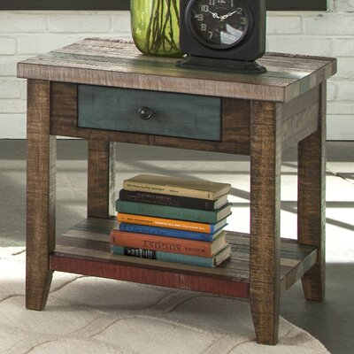 Halfeti End Table