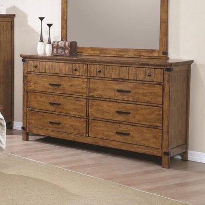 Hartford 8 Drawer Double Dresser