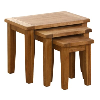 St. Helena 3 Piece Nesting Tables
