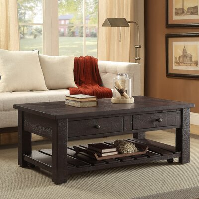 Gratien 2 Drawer Coffee Table