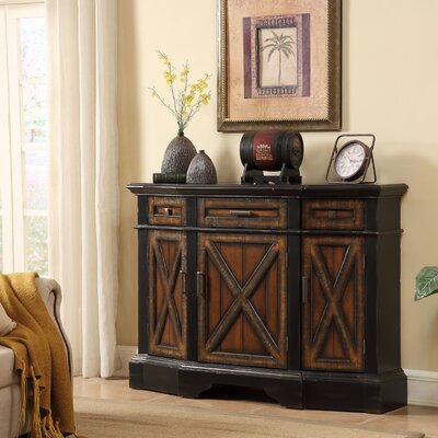 Eurig 3 Drawer 3 Door Sideboard