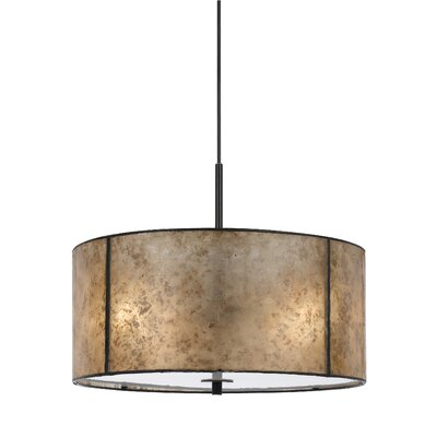 Eisenman 2-Light Drum Pendant