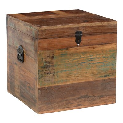 Elk River Small Recycled Wood Box