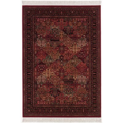 Emory Imperial Baktiari Antique Red Area Rug