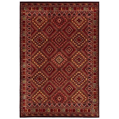Lyndale Palmer Rug Rug Size: Rectangle 710 x 112