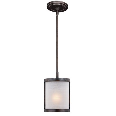 Mammoth Lakes 1-Light Mini Pendant
