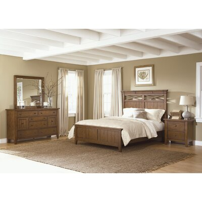 Methuen Panel Configurable Bedroom Set