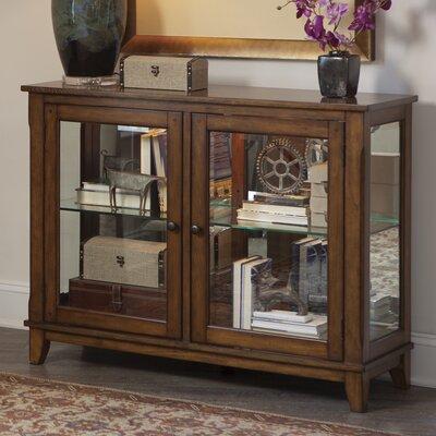 Methuen Console Curio Cabinet