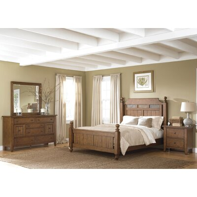 Methuen Panel Customizable Bedroom Set