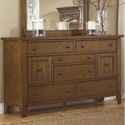 Methuen 8 Drawer Standard Dresser