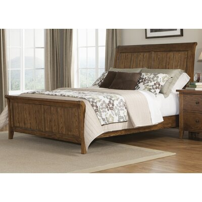 Methuen Sleigh Headboard Size: Queen