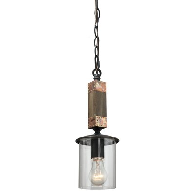 Derby 1-Light Pendant