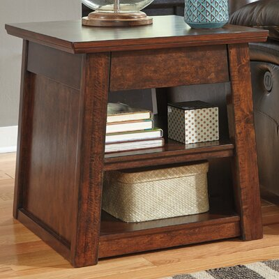 Adam End Table