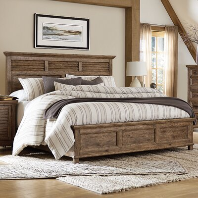 Micah Panel Bed Size: California King