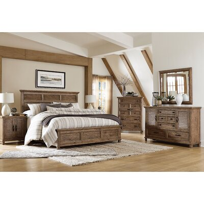Micah Panel Customizable Bedroom Set