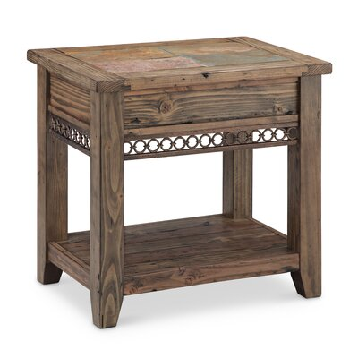 Devere End Table