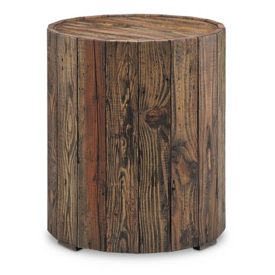 Antonio Round End Table