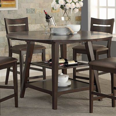 Caden 60 inch Round Extendable Dining Table
