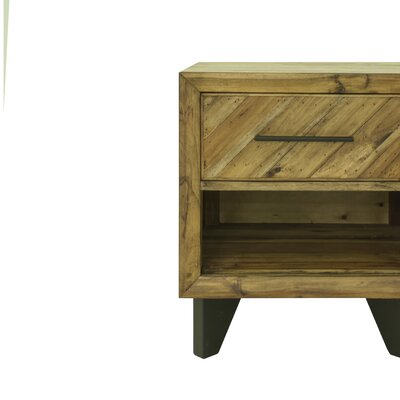 Serita 1 Drawer Nightstand