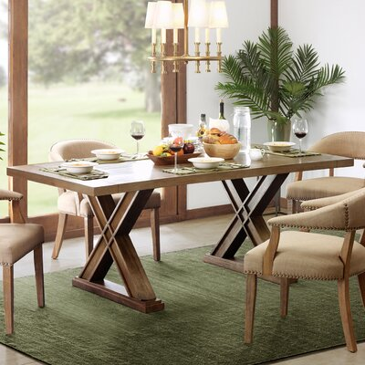 Parlier Rectangle Dining Table